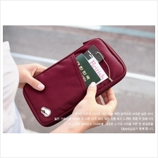 Korean Travelus Multipurpose Passport Holder/Card Case/Pouch/Organizer