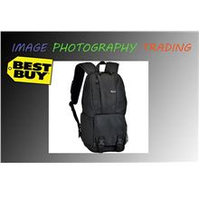 Genuine Lowepro Fastpack 100 Lightweight Camera Backpack Bag for DSLR