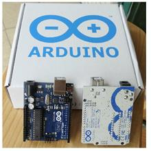Arduino Compatible Uno R3  free USB cable & jumper cables