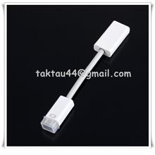 Brand new Mini DVI to HDMI display adapter for Apple Macbook