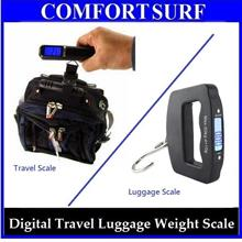 Portable Travel Electronic Backlight Digital Luggage Weight Scale