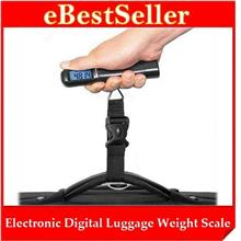 FREE GIFT + Electronic Digital LED Travel Luggage Baggage Weight Scale