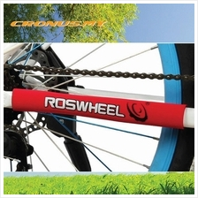 [CRONUS.MY] Roswheel Bicycle Chain Protector Bike Accessories 2 colour