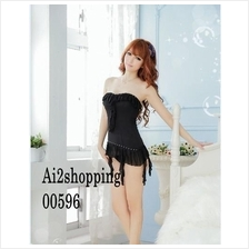 00596Bra-style models significant figure diamond Pajamas+Thong