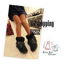 01212Korean embroidery ultra-thin elastic Bang Bang is pants/pantyhose