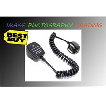 JJC FC-N3A for NIKON Flash TTL Off Camera Shoe Cord Cable