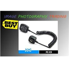 JJC FC-E3 for CANON Flash TTL Off Camera Shoe Cord Cable