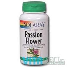 Solaray Passion Flower 100's