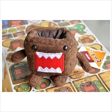 [Loss Clearance] Cute Domo Plush Mobile Phone Holder~