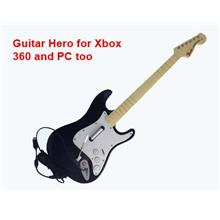 Wired Guitar for XBOX 360 and PC - Rock Band & Guitar Hero