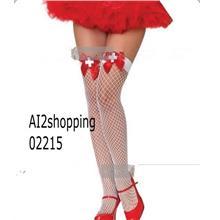 Wild mesh sexy bow legs stockings/net stockings02215