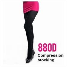 Compression stocking 880D Day-used Leg-Slim