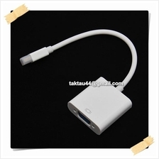 Thunderbolt to VGA adapter for apple MacBook