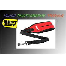 New Caden Quick Neck Shoulder Strap for Nikon Canon Sony DSLR (Red)