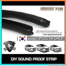 GIBON DIY SOUND INSULATION RUBBER STRIP - PROTON PREVE/SAGA/EXORA/IRIZ