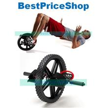 Ab Power Wheel - The King of Ab Roller - Fast Slim 6 Six Packs Workout