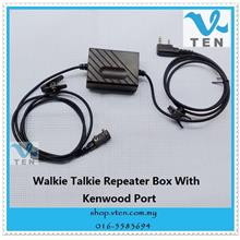 DIY Simple  Repeater For TYT/WEIERWEI/PUXING/QUANSHENG Walkie Talkie
