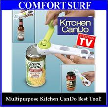 8-in-1 Multipurpose Kitchen CanDo Can Bottle Jar Tin Opener
