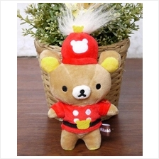 10th Anniversary Rilakkuma Wonderland Plush_[RK-34]