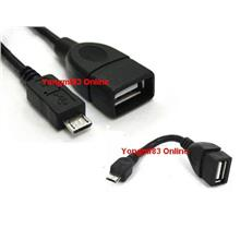 Micro USB Male to USB Female Adapter Converter OTG Cable(CP-C-071)