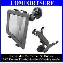 Universal Quality Adjustable in Car Tablet PC iPad Mounting Holder