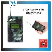 Mini Handhold digital Frequency Tester For Walkie Talkie
