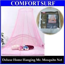 Delux Hanging Dome Insect Mosquito Repeller Net for Home Garden Camp