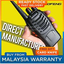 ORIGINAL BaoFeng BF-888S 3KM Walkie Talkie 16 Channel Radio BF888S