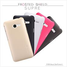 Asus Zenfone 4 Nillkin Case Casing Cover Free Screen Protector