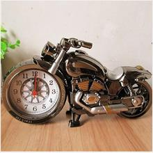 Fashion Cool Motorcycle Style Personality Creative Cartoon Alarm Clock