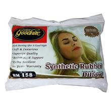 Free Gift + Goodnite Synthetic Rubber Pillow