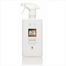 Autoglym AIR500 Active Insect Remover to clean insects off car paintwo