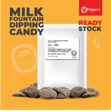 Fresco Milk Fountain Dipping Candy 1kg Retail Packing