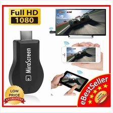 MiraScreen eZCast Airplay Miracast Wifi Display Apple Android Phone