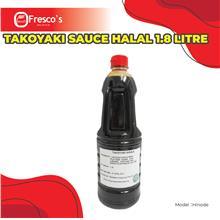 Takoyaki Sauce Halal 1.8 Litre
