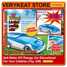 Salt Water DIY Energy Car Educational For Your Children (Toy, Gift)