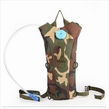 Outdoor Sport 2.5L Water Bladder + Army Bag