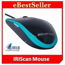 Original IRISCAN Mouse Scanner Scan Any Document up to A3 Skypix A4