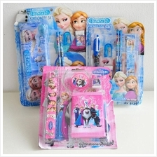 [Special Offer] Disney Frozen Stationery Set - 3 Choices
