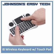 i8 UKB500 Wireless Mini Keyboard Touch Pad Android TV box PC MAC Mouse