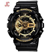 CASIO G-SHOCK GA-110GB-1A BLACK GOLD ☑ORIGINAL☑