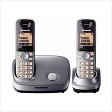 Panasonic Twin Cordless Phone KX-TG6612