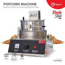 Pop Corn Machine Gas Commercial Mesin Popcorn Gas