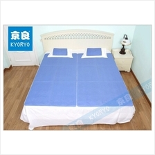 Kyoryo Cool Gel Mat / Pad / Mattress / Pillow.Greater Comfort  90x90cm