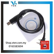 USB programming cable for BAOFENG UV-5R/UV-3R II/UV-3R Plus/UV-3R+