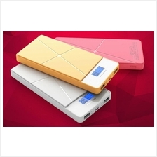 100% ORIGINAL PINENG PN-983 Slim PowerBank 10000mah LCD Li-Polymer