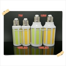 AC 240V E27 E14 360 degree LED Lamps 7W 10W Corn Lights Bulbs