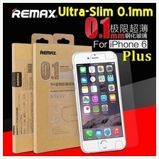 REMAX  0.1mm Round Edge Tempered Glass iPhone 6 Plus / iPhone 6 5.5'