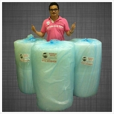Promo Bubble Wrap Single Layer 3 roll 1 meter x 100 meter