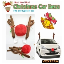 Christmas Car Decorations - Reindeer